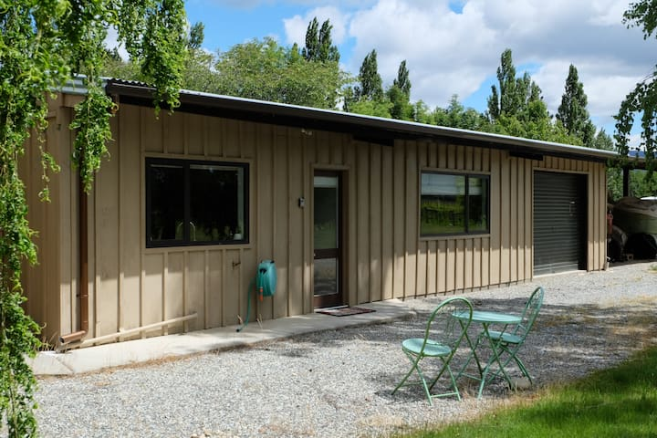 The Vineyard Barn House