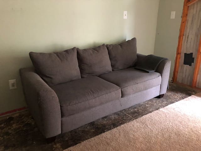 SOFA BED, COMFORTABLE SPACE