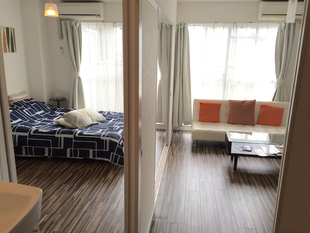 Wonderful location. up to 5 guests! -   Naka Ward, Hiroshima, Hiroshima Prefecture . - Apartment