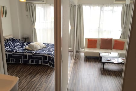 Wonderful location. up to 5 guests! -   Naka Ward, Hiroshima, Hiroshima Prefecture . - 公寓