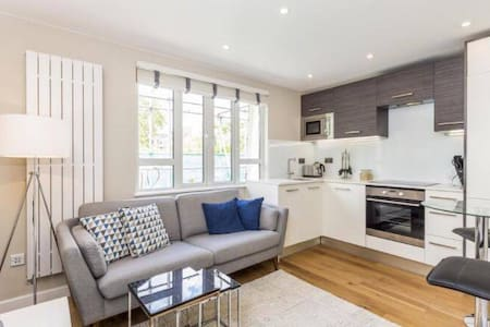 Modern 1 bedroom Flat in Paddington/Hyde Park - Londra