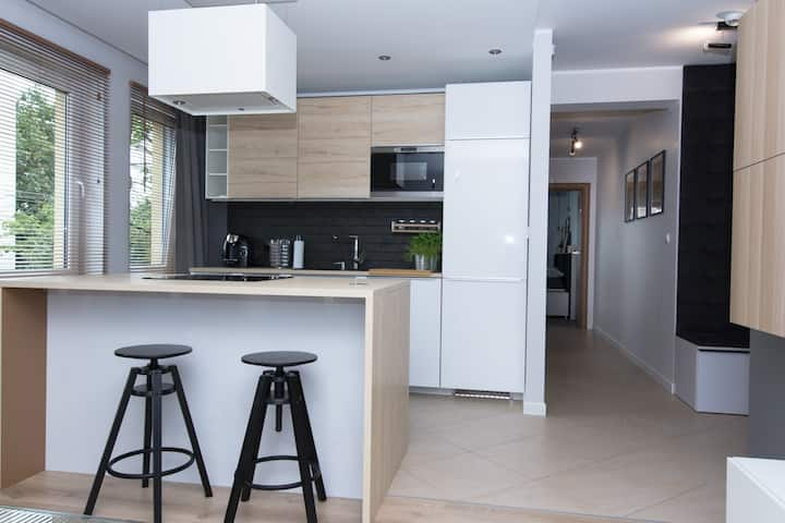 Apartamenty Lubin - Centrum