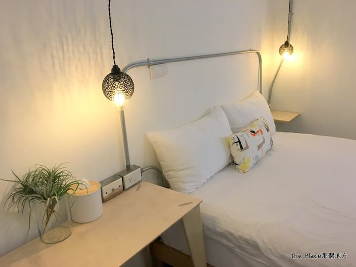 @ the Place/R08, Double Bed Private Suite