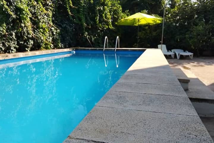 Villa with 4 bedrooms in Vinaròs, with private pool and WiFi