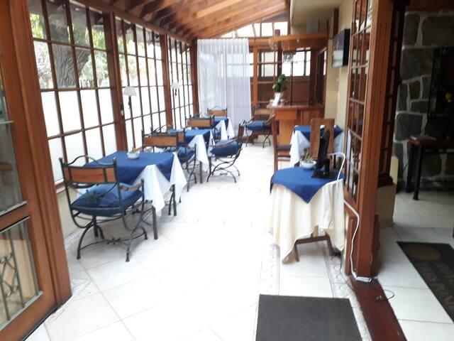 HABITACION DOBLE,  HOTEL 3 PONIENTE CENTRO DE VIÑA