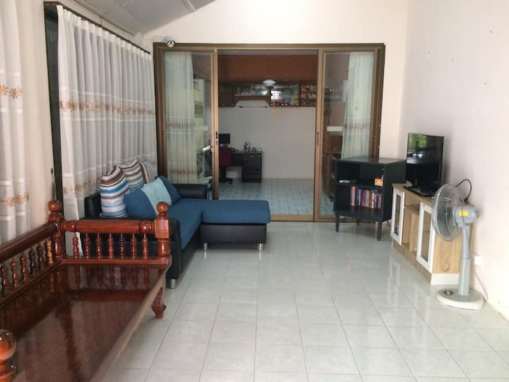 cozy living home