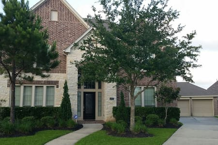 Gorgeous 3BR Home near Houston/NASA - League City - Casa