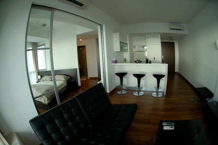 Sky Suite & Apartment @ Marina Bay