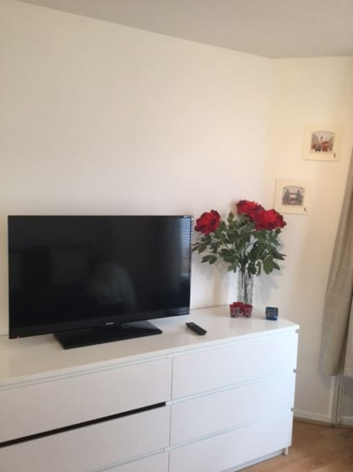 TV in lounge