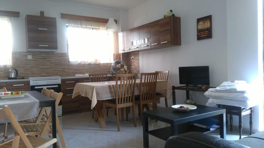 Alasrooms Πολυτελές διαμέρισμα με 2υ/δ και 2μπάνια