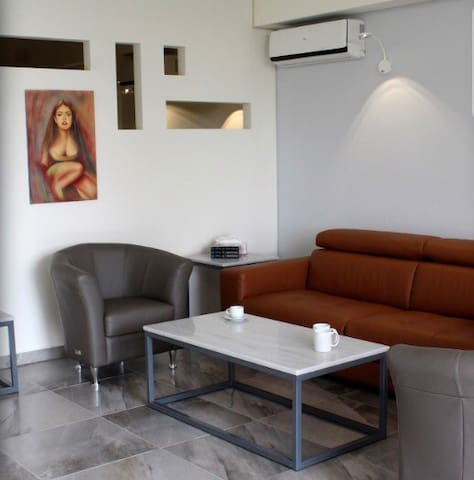 Solitere Flat in Byblos