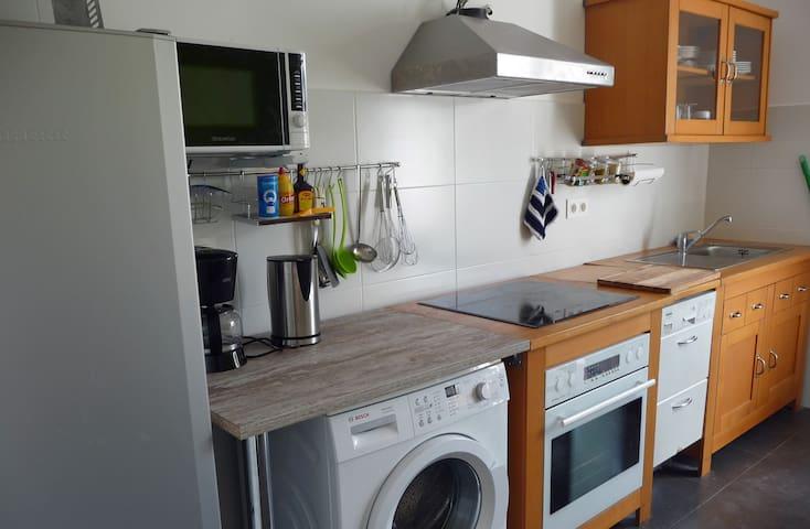 Casa Abuela - die Ferienwohnung in San Sebastián - Ugaldetxo - Apartament