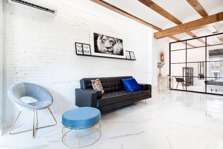 NEW flat  PREMIUM concept&confort  valenciaguest