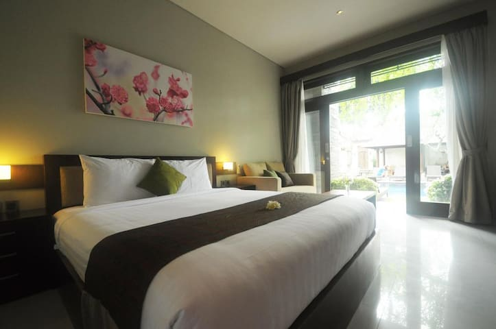 Cozy & Budget room in Jimbaran