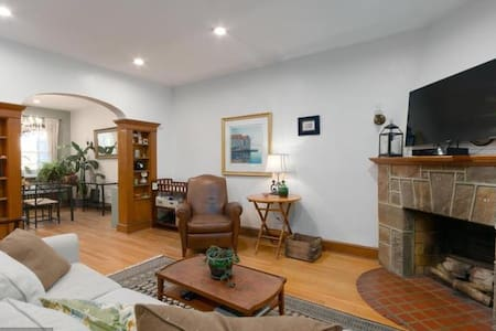 Petworth, NW D.C. Home - 워싱턴 - 단독주택