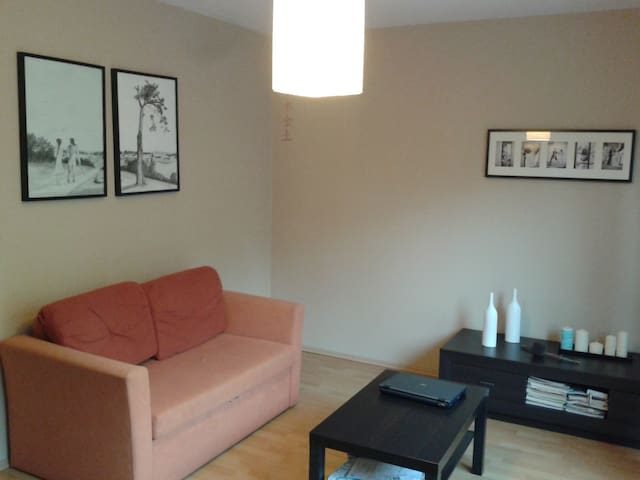Nice&independent apartment with 2 bedrooms (50 m2)