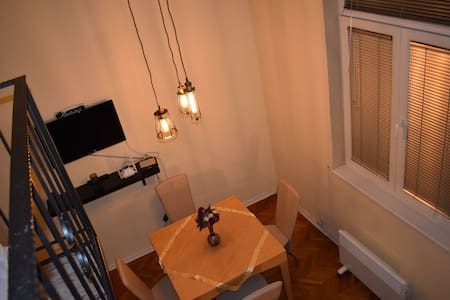 RARA apartment 1 in the heart of  Skopje-center