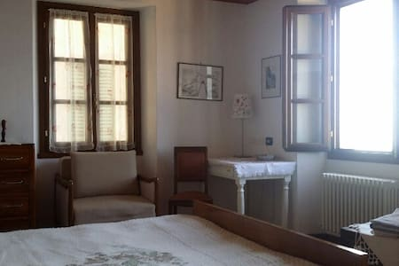 Una camera matrimoniale vistalago - Bellano - Bed & Breakfast