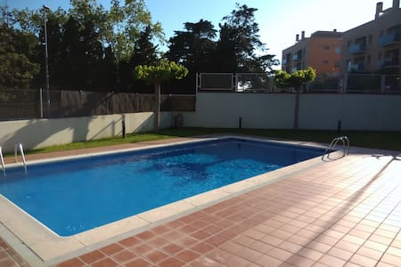 Private Suite with Pool - 2 min to beach - Montgat - 客房