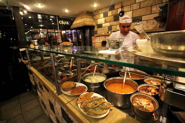 Great Turkish Cuisine