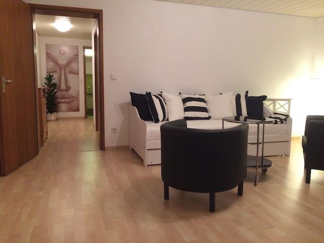 2-Raum Appartement im Grünen mit guter Anbindung