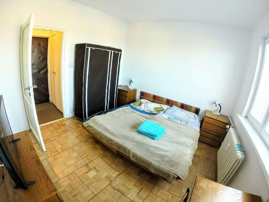 Nabízený pokoj pro dva hosty.
