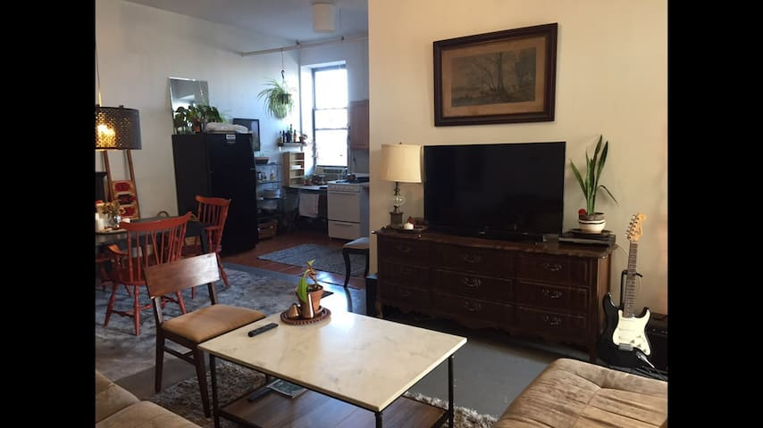 PRIVATE, Funky bunk style room in Williamsburg
