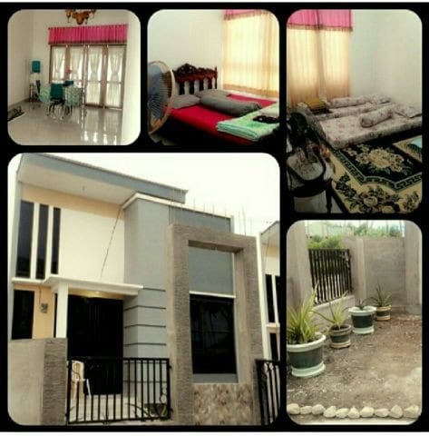 House for Eclipse, Jl Bangau Putih - Palu Selatan - House