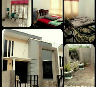 House for Eclipse, Jl Bangau Putih - Palu Selatan