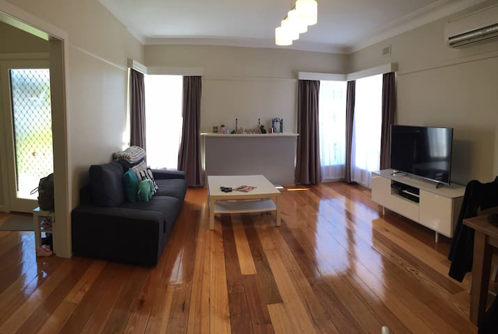 Cozy and renovated house in Bentleigh East - Bentleigh East - Hus