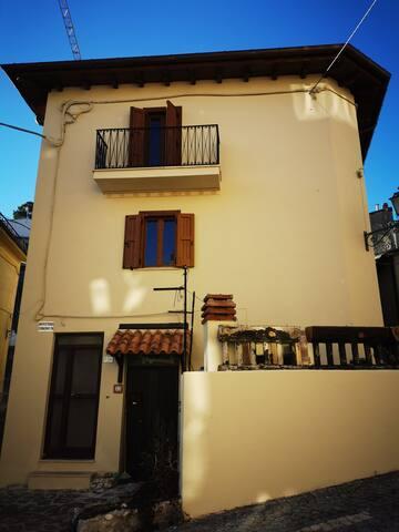 Casa a 20 metri dalla piazza centrale di Ovindoli