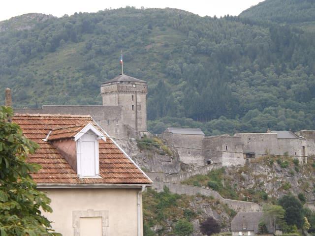 Maison Noemi T2 RDC - Lourdes - Apartment