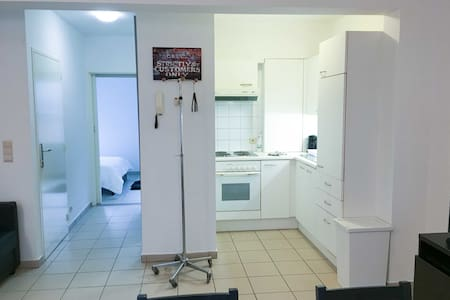 very cozy appartement in the center of the city - Antwerpen - Lakás