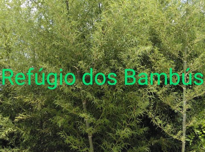 Refúgio dos Bambus - Casa de Campo