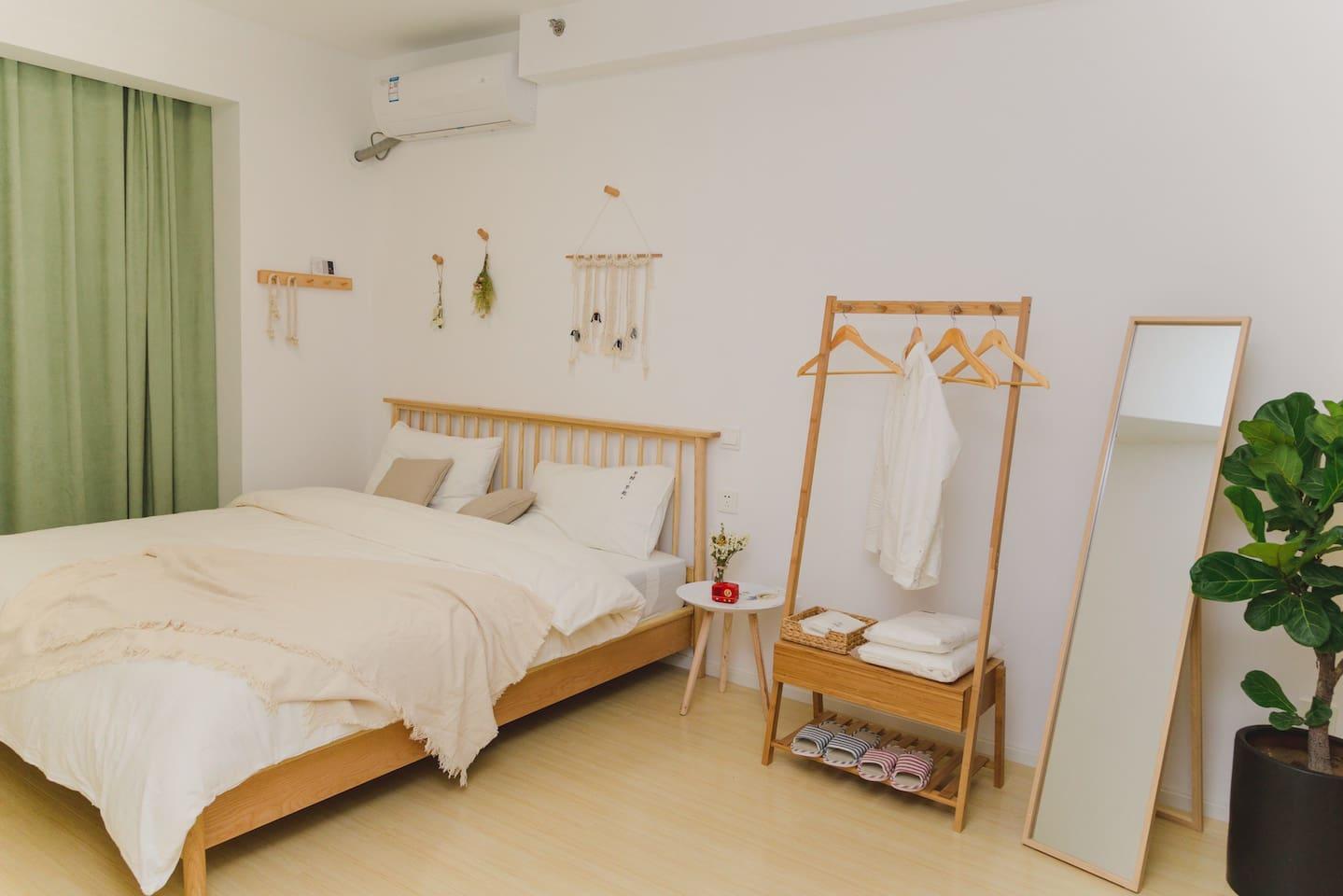 一眠良宿-日式温暖公寓。A night dream-Japanese style apartment