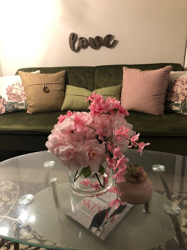 Pretty in Pink (Entire Apartment)