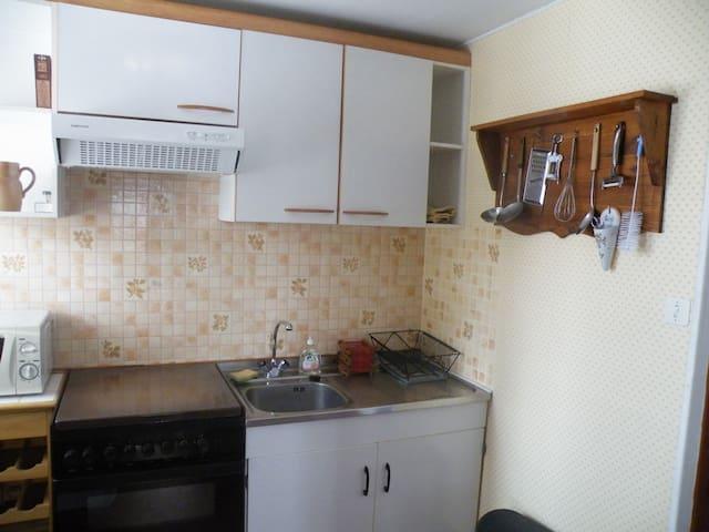 Appartement en chalet - Les Rousses - Apartment
