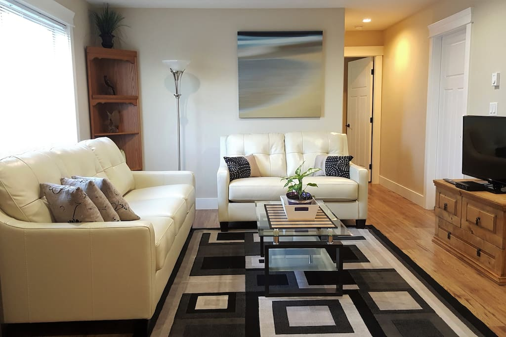 A beautiful and inviting space to call home away