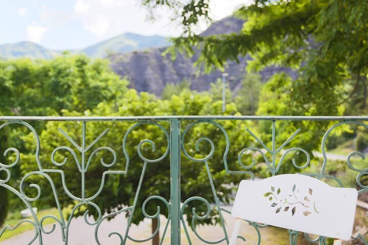 Un charmant gîte aux tonalités provençales