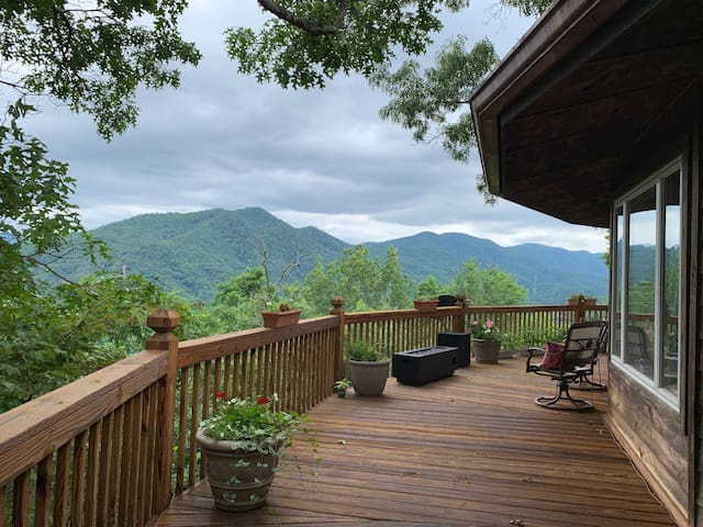 Altitude Adjustment at Nantahala Gorge