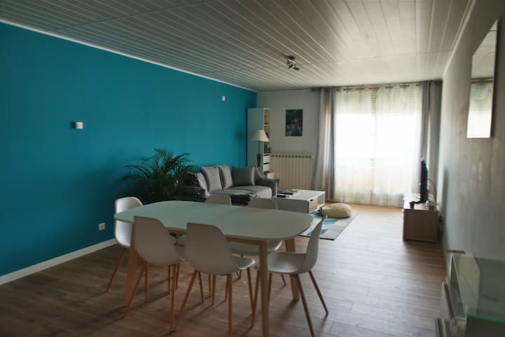Beautiful and well located appartement