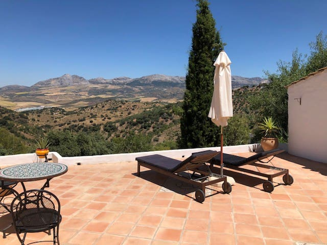 "Andalusian holiday cottage: "" La Cuadra """