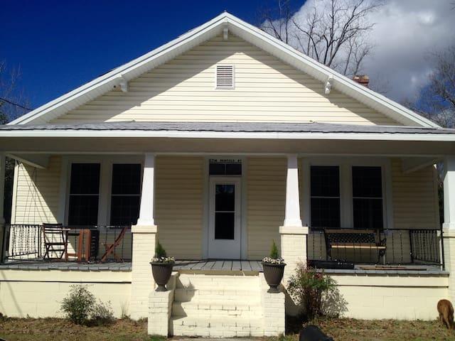 Charming cottage historic Aiken - Aiken - Dom