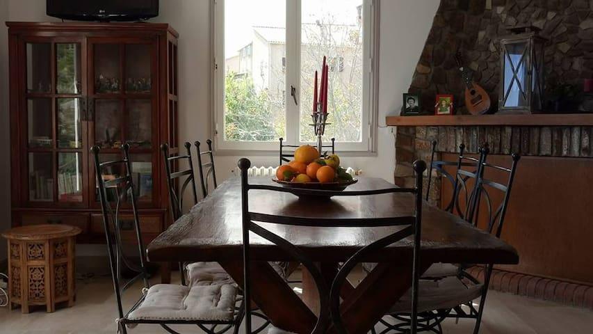SEJOUR DETENTE ET SPORTIF - Altiani - Dům