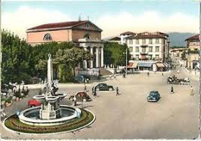 Appartamento nel cuore della Toscana