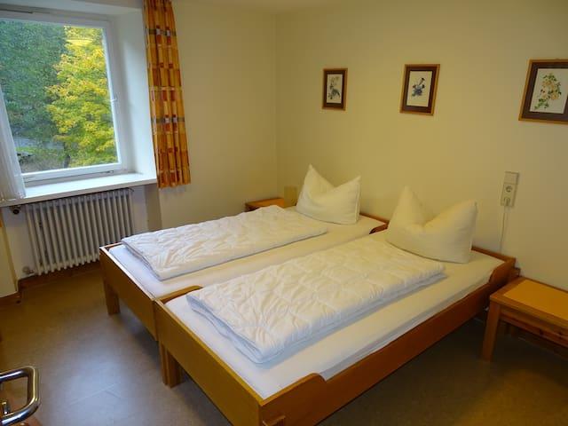 Steinabad - Appartement Kniebis - Bonndorf - Selveierleilighet