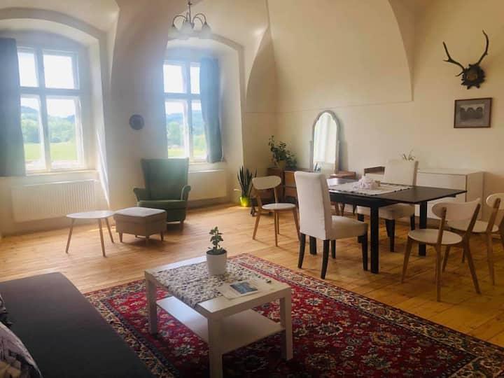 Chateau Ruda nad Moravou_Two bedroom apartment4 ♥️