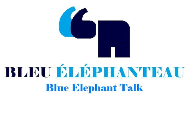 Bleu Èlèphanteau - Entire House