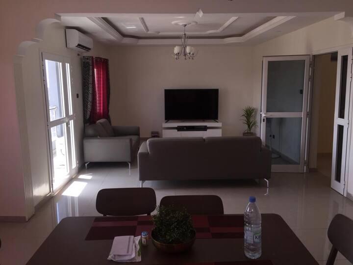 Appartement avec vue sur la mer sans vis à vis