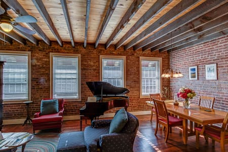 UpTown Loft - Downtown West Jefferson, NC